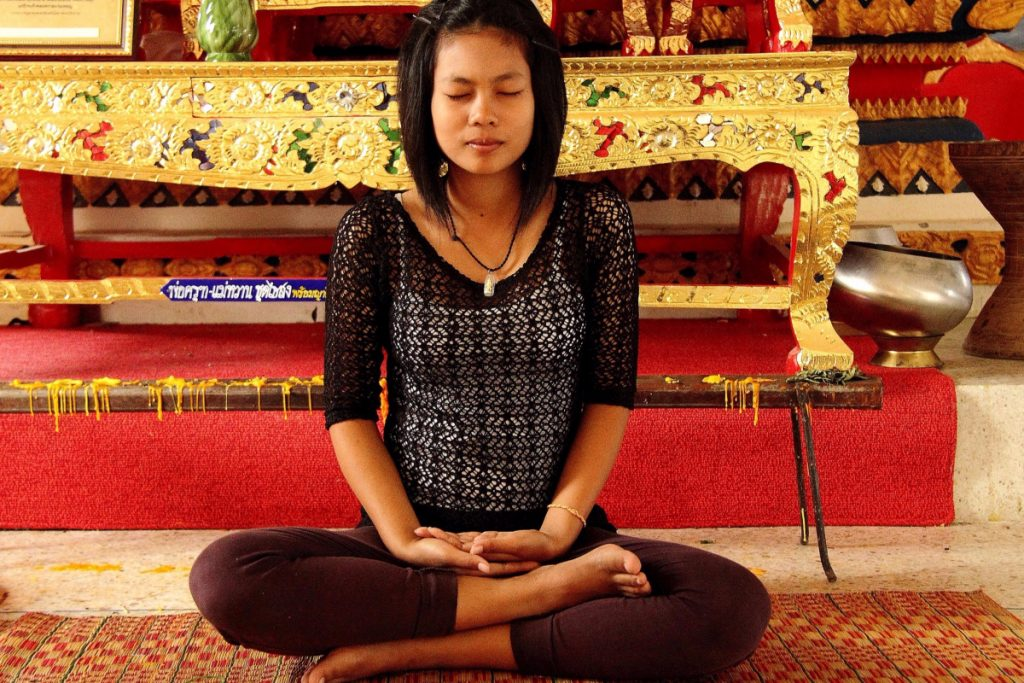 The Most Simple Meditation Technique To Quieten Your Mind And Be Present