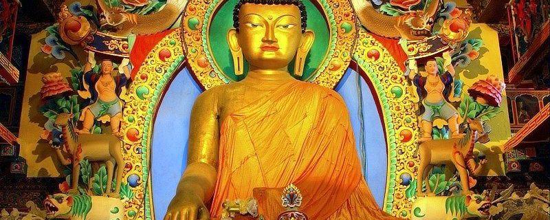 How to Have a Brain Like Buddha's, According to Neuroscience