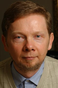 Eckhart Tolle Explains the Rise of Donald Trump, and What You Can Do About It
