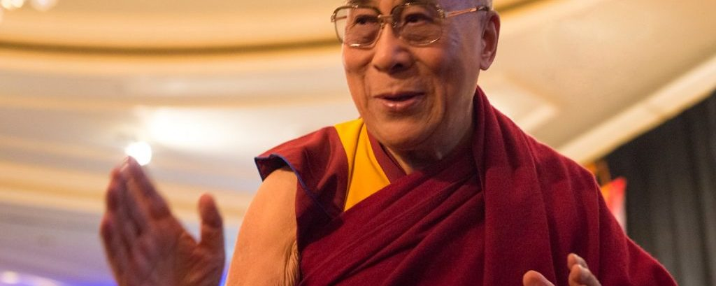 The Dalai Lama Reveals Why This One Simple Action Is The Only Antidote To Suffering