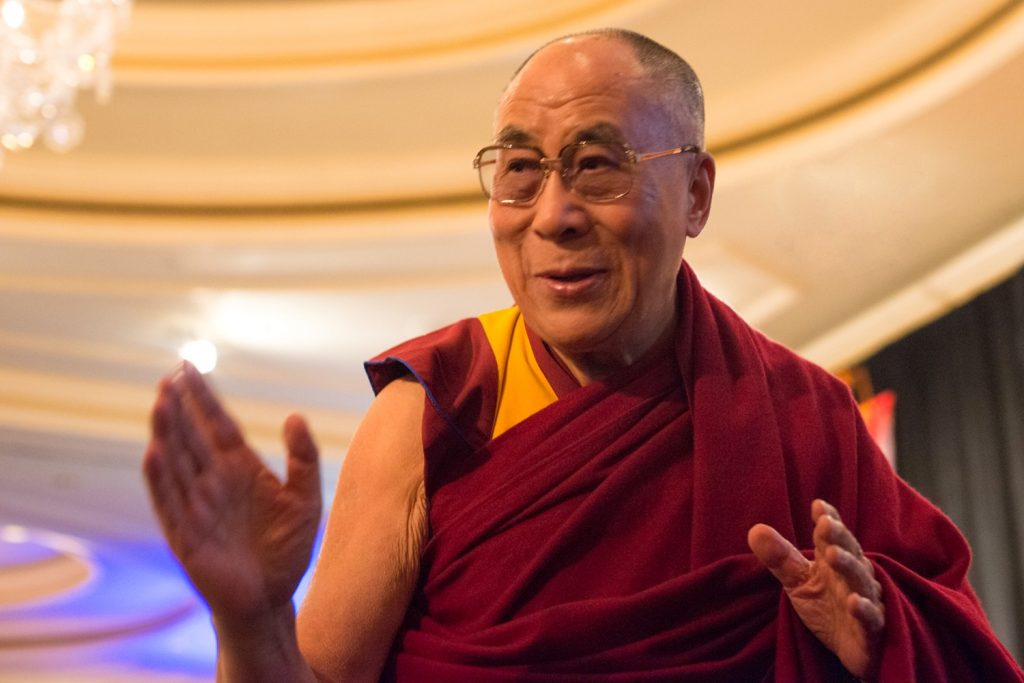 Dalai Lama explains death