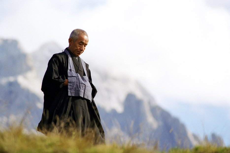 Meet the Zen Master Who Taught Steve Jobs to Think Differently