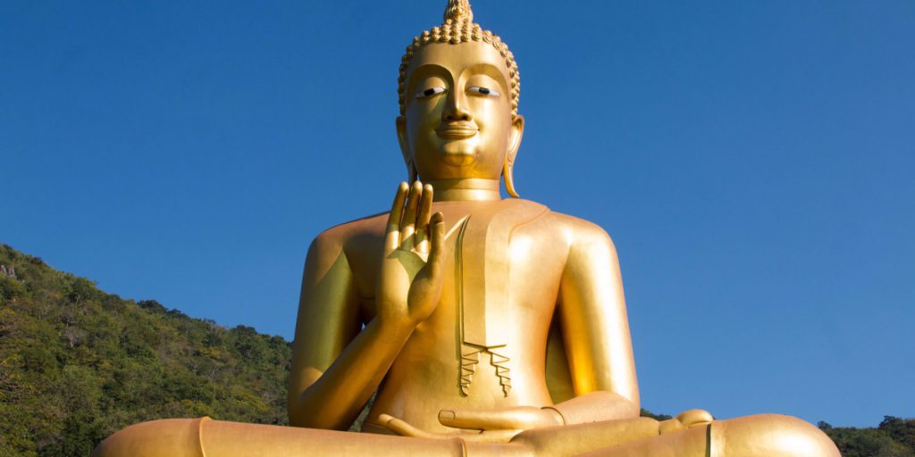 Why the law of attraction doesn't work, according to Buddha