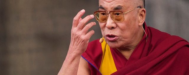 The Dalai Lama explains the most effective way to deal with your anger