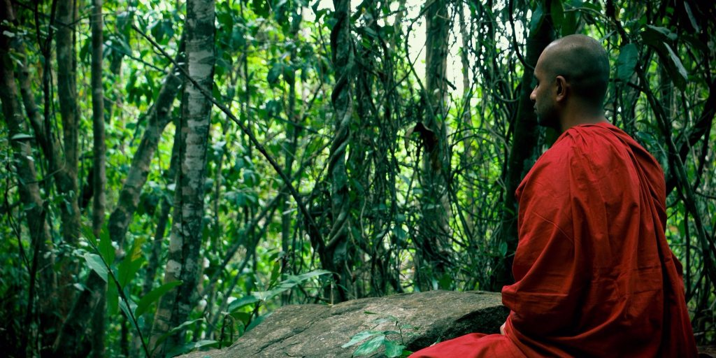 A Master Buddhist explains how to use mindfulness when you're going through tough times