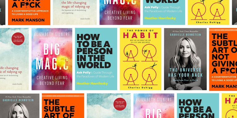 I Read 11 Of The Most Popular Self Help Books Ever Here Are The 7
