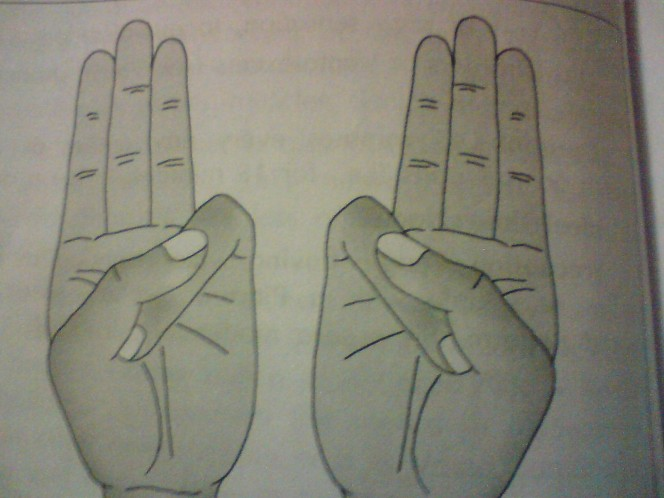 Holding Your Hand In This Position Does Something Incredible For Your Body — Here's How