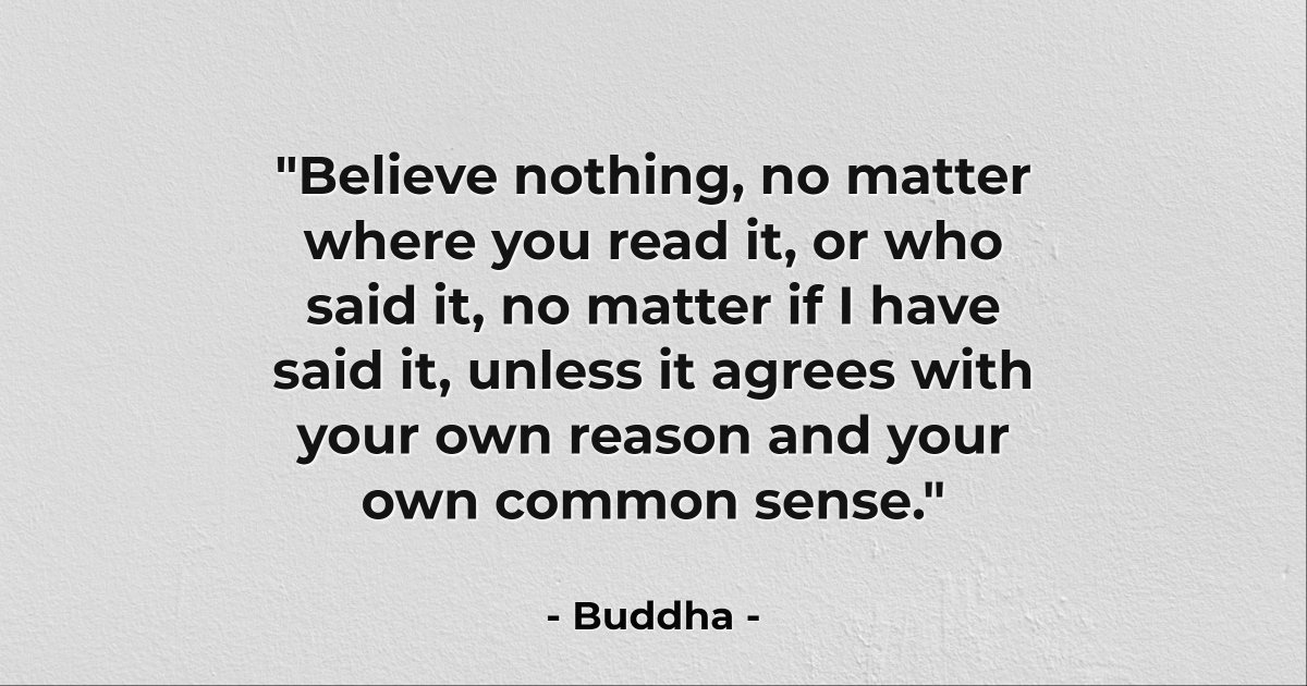 The 100 Most Powerful Buddha Quotes My Personal Selection