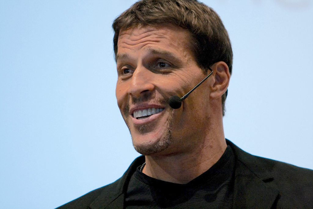 17 Tony Robbins Quotes About Becoming Who You Were Born to Be
