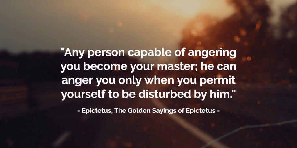 Stoic philosophy helped when best friend betrayed me