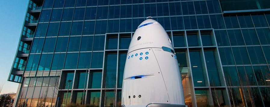 Robots are being used to keep homeless people off the streets of San Francisco