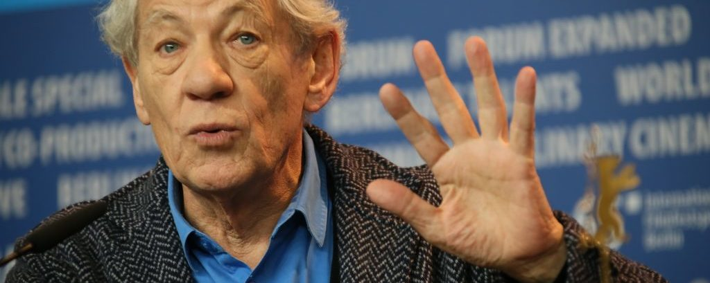 Sir Ian McKellen: some men are wrongfully accused of sexual misconduct