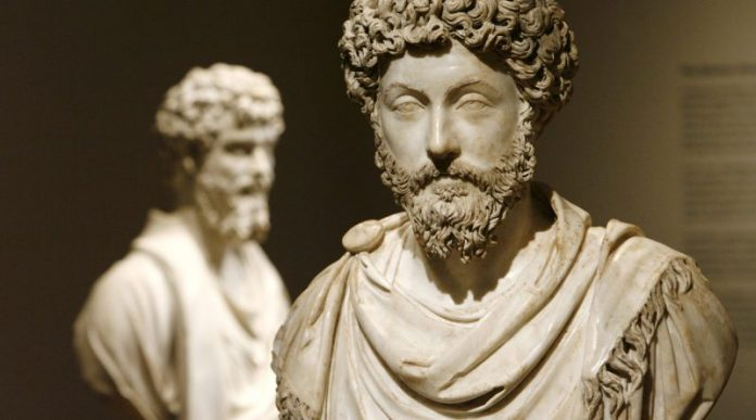 the greater stoic marcus aurelius In this lesson, learn what stoic philosophy teaches about how to live a good life consider the writings of marcus aurelius, who used his diary to.