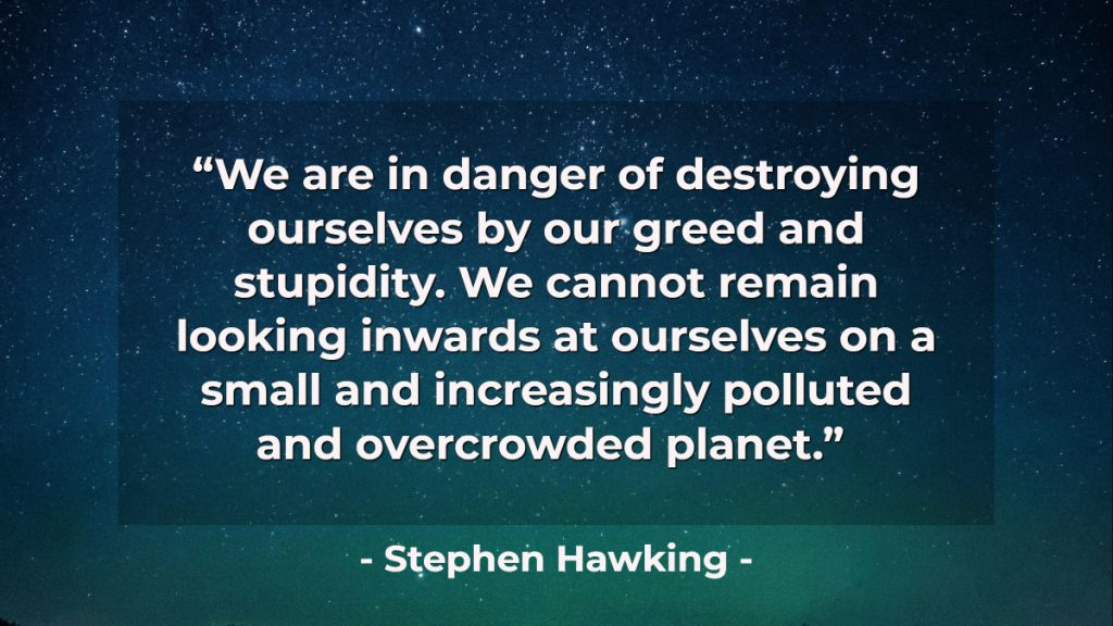 These 15 Quotes From Stephen Hawking Will Blow Your Mind