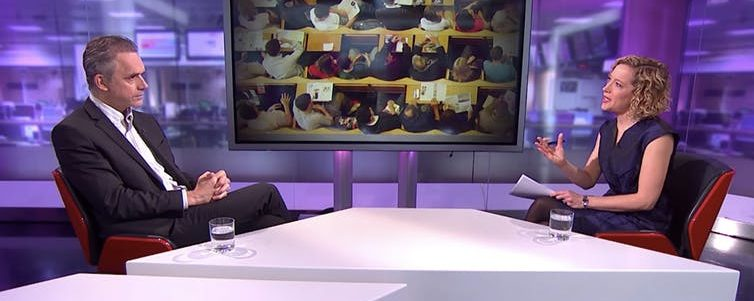 Is Jordan Peterson the philosopher of the fake news era?