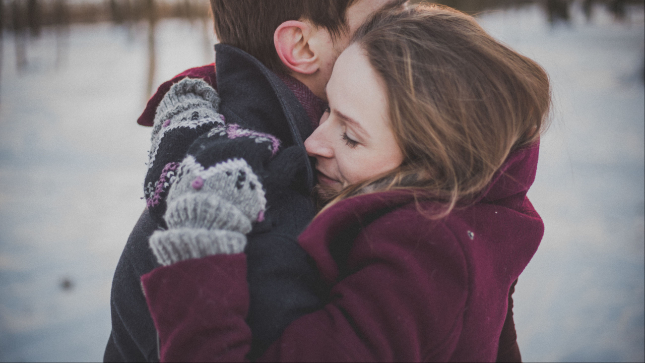 Different types of hugs with pictures