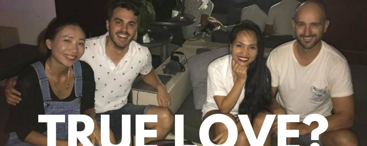 Did these two men finally find true love in Vietnam?