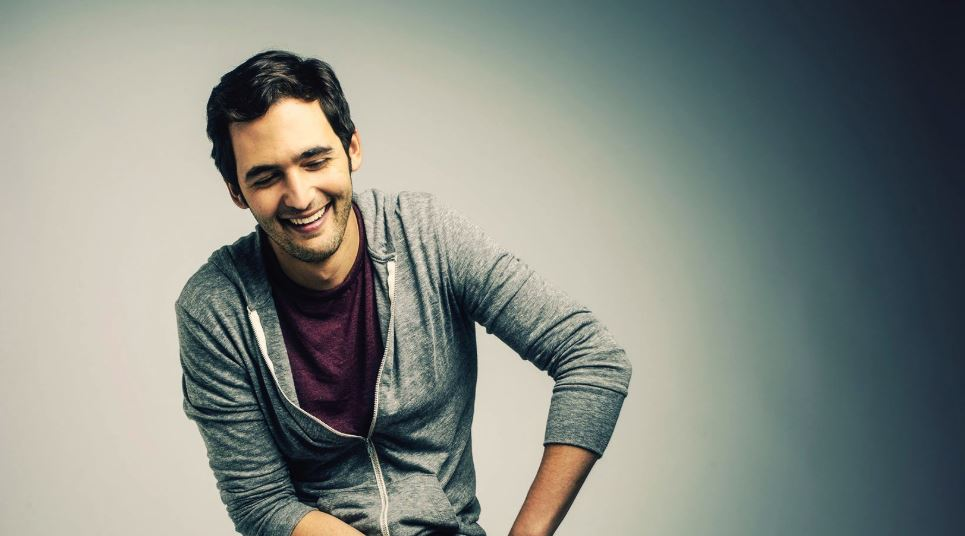 Jason Silva explains what anxiety is and a little known strategy to deal with it