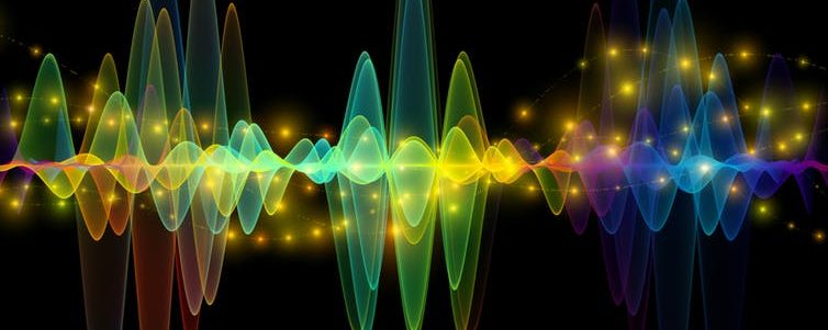 Could consciousness all come down to the way things vibrate?