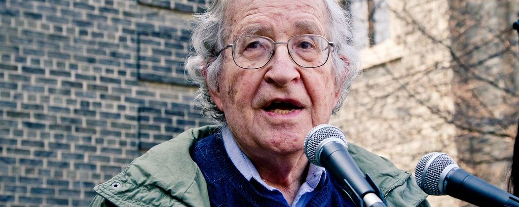 A definitive guide to Noam Chomsky: 10 books to get you started