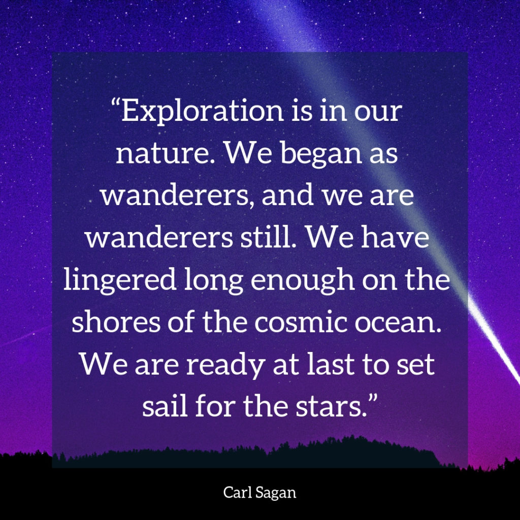 50 Carl Sagan Quotes That Will Spark The Dreamer In You
