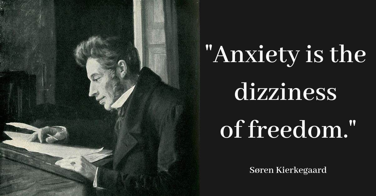 søren kierkegaard quotes about life love and depression
