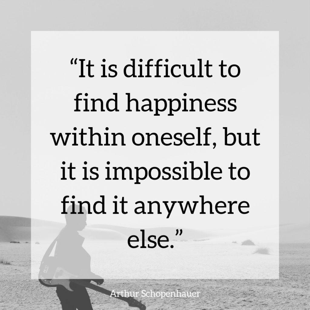 66 Arthur Schopenhauer Quotes About Life Pain And Triumph
