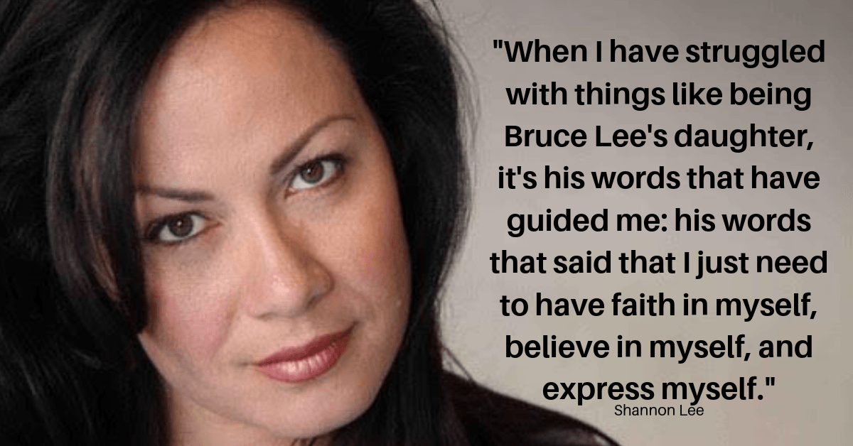 Shannon Lee: 8 facts y...