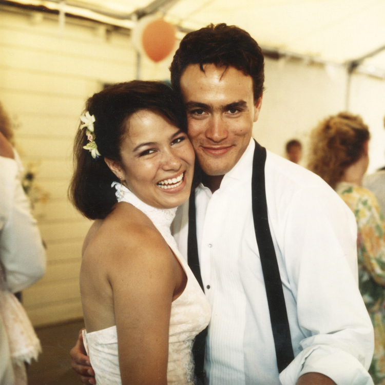 Shannon Lee brother BrandonLee