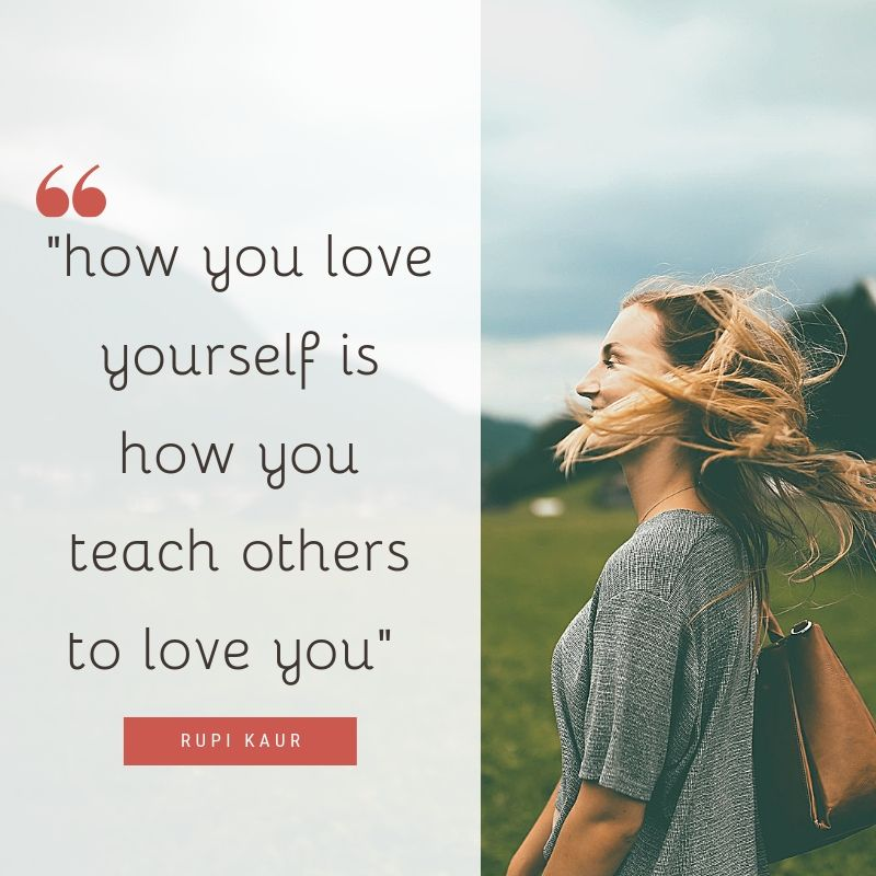 Top 100 Self Love Love Yourself And Self Esteem Quotes Love Connection
