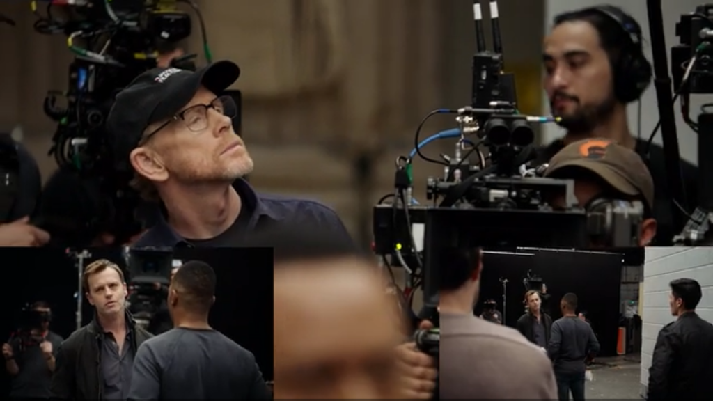 ron howard masterclass review