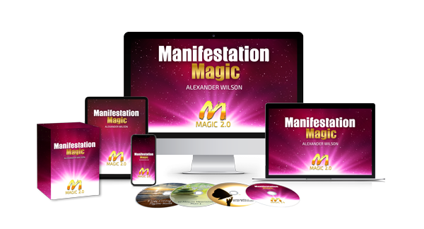 Manifestation Magic review product image
