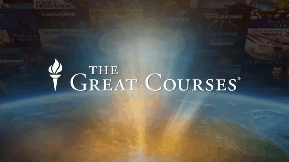 the great courses review image